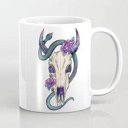 Skull & Snake Coffee Mug