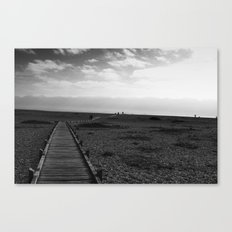 Dungeness 4 Canvas Print