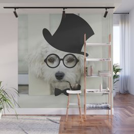 Dogs 8. Wall Mural
