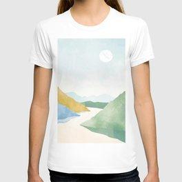 Serenity Landscape 3 T-shirt