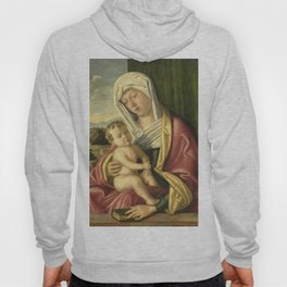 "Giovanni Bellini ""Madonna and child"" (3) (1490 - 1520) Hoody"