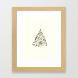 The Camp Framed Art Print