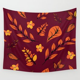 Flower Design Series 22 Wall Tapestry