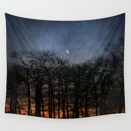 The Sliver Moon Wall Tapestry