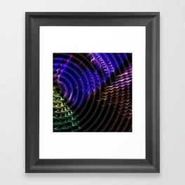 Jaybird inspired Framed Art Print