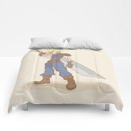 Big sword Comforters