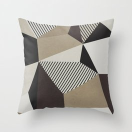 BAUHAUS 5 Throw Pillow