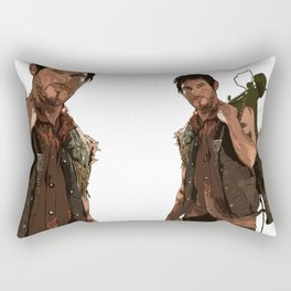 COLLECTION WALKING DEAD DARYL Rectangular Pillow