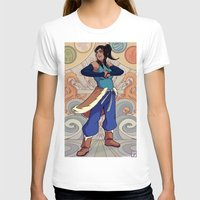 korra T-shirts featuring The Avatar Korra by garciarts