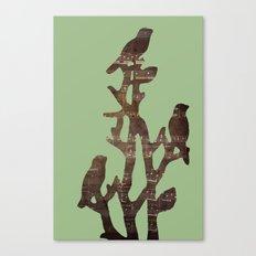Songbirds Canvas Print
