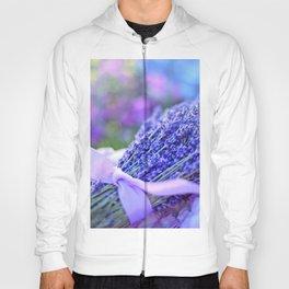 Lavender Bouquet in Springtime Hoody