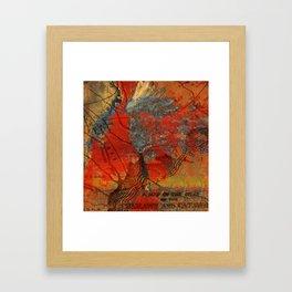 Big Chief Framed Art Print