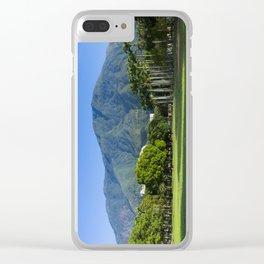 El Ávila desde Parque del Este Clear iPhone Case