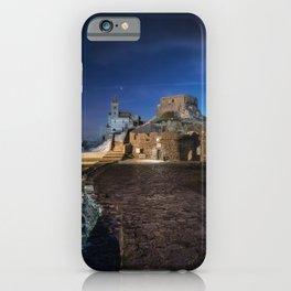The way to Portovenere iPhone Case