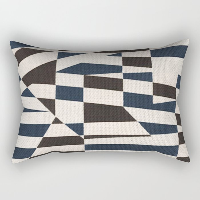 Shards Rectangular Pillow