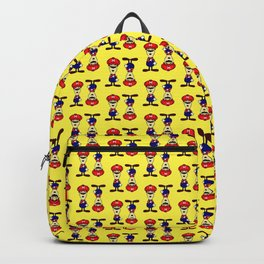 Mario Going Postal Backpack