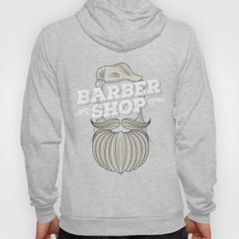 Cool Shirt For Barber. Costume From Kids Hoody