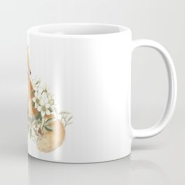 Springtime Fox Coffee Mug