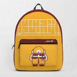 UNDO | Music to the people 10 Backpack