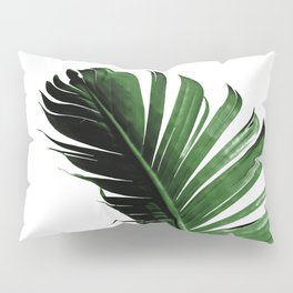 Banana Leaf Pillow Sham