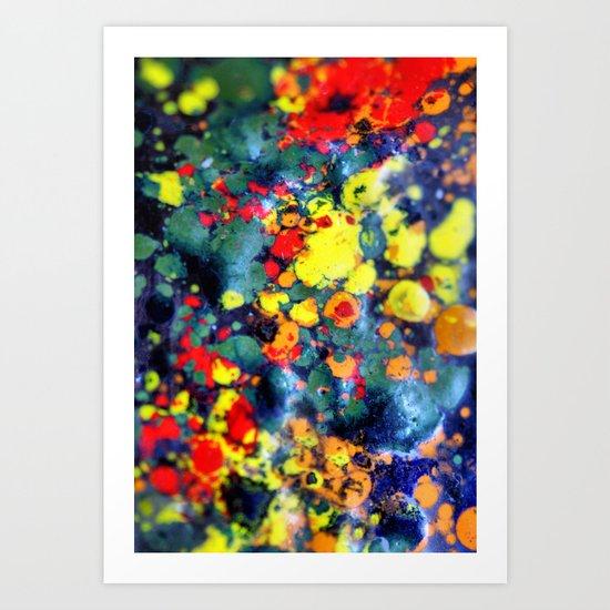 Pattern 14 Art Print