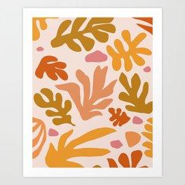 Her Garden I Art Print