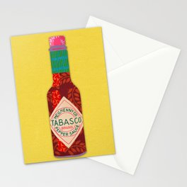 hot child in the city Stationery Cards