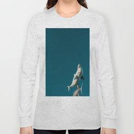 Sky shark! Long Sleeve T-shirt