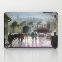 istanbul iPad Cases featuring ISTANBUL by Baris erdem
