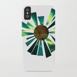 Hello Earth iPhone Case