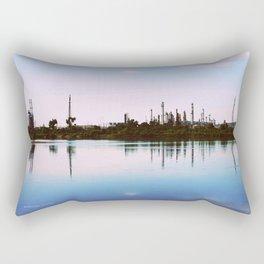 Refined Rectangular Pillow