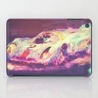 70s iPad Cases featuring 70s car by Psychedelic Astronaut