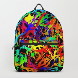 Tickled - black Backpack