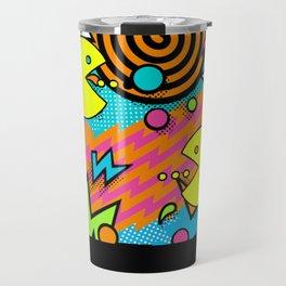 Pac-80s Travel Mug