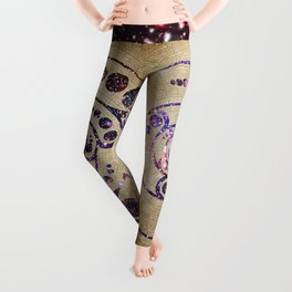 The Harmonious Circle  Leggings