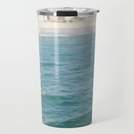 Santa Monica Beach II Travel Mug