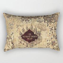 Marauder's Map Rectangular Pillow