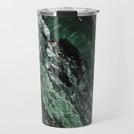 Forest Textures Travel Mug