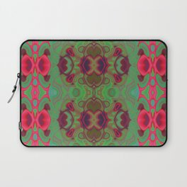 Pink and green marble Laptop Sleeve