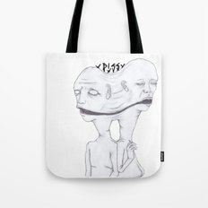 An Observers Guide to Relationships Tote Bag