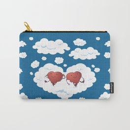 DREAMY HEARTS Carry-All Pouch