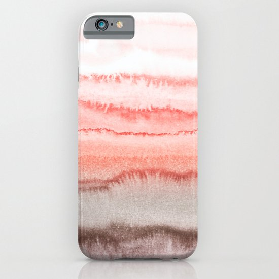 WITHIN THE TIDES CORAL DAWN iPhone & iPod Case