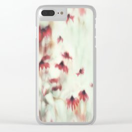 What Dreams are Made of Clear iPhone Case
