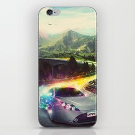 Superhighway iPhone Skin