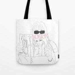 Voguestagram Anna Wintour Tote Bag