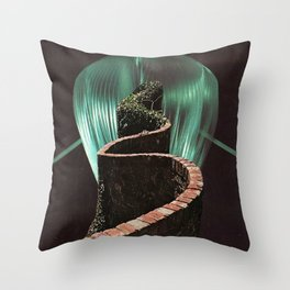pathways Throw Pillow