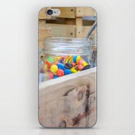 Love is Sweet 2 iPhone Skin