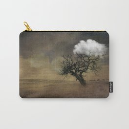 Cloud in the tree Carry-All Pouch