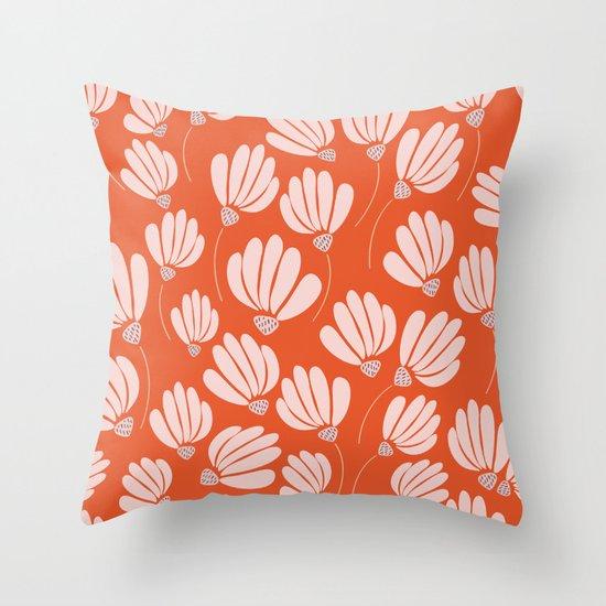 Floral Fields Pattern Design by mariasarapatternstudio