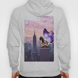 Skyline butterfly Hoody